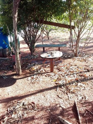 Chácara À Venda Em Parque Horizonte - Ch250198