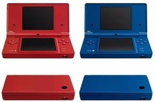 Nintendo Dsi Azul Y Rojo En Liquidacion
