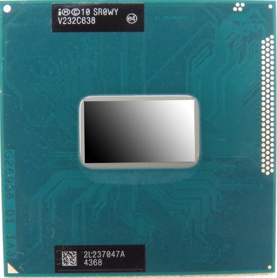 Processador P/ Notebook Core I5 3230m / 3ª Geração/ 3.10mhz