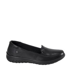 Zapato Confort Flexi 5306 Negro Comodo Conf 823704