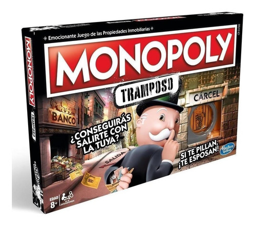 Monopoly Edicion Para Tramposos Juego Envío Rápido
