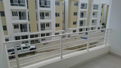 Liriano V. Apartamento En Carretera Nuevo De Oportunidad.