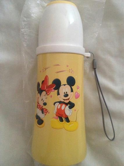 Termo Agua Caliente Original Mickey 350ml Bebe Tetero