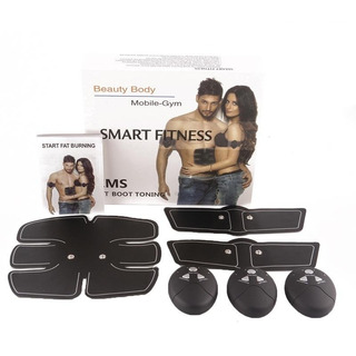 Parche Electroestimulacion Muscular Ems Smart Fitness Pasiva