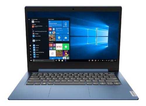 Imagen 1 de 3 de Portatil Lenovo Idea 1 14ast05 Amd A6 4gb Solido 256gb