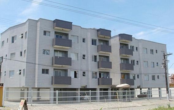 Apartamento Em Mongaguá A 100 Metros Da Praia Ref 6057 C