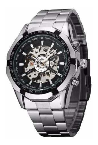 Relógio Winner Forsining Tm340 Automático Promocão