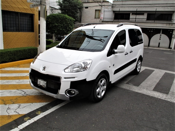Partner Teppe Hdi 4 Cil Turbo 2014