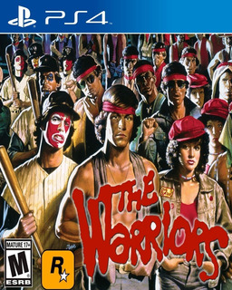The Warriors Ps4 Digital