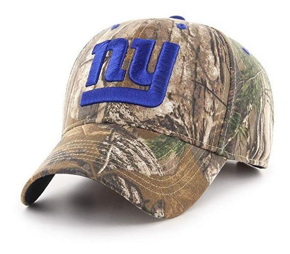 Gorra Camo New York Giants Nfl Old Time Importada