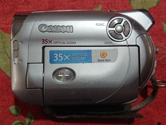 Cámara Filmadora Video Canon Mini Dv Remate