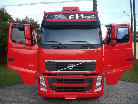 Volvo Fh 540 6x4 2014 Globetrotter