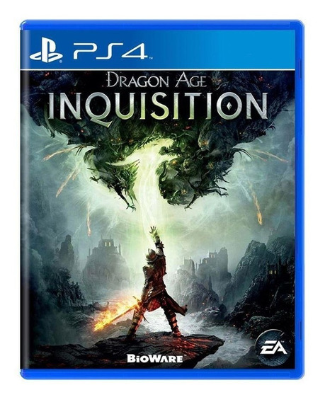 Dragon Age Inquisition Ps4 Mídia Física Pronta Entrega