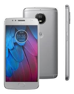 Celular Motorola Moto G5s Xt1792 32gb Dual Chip Vitrine