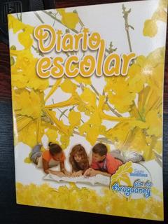 Diario Escolar Santillana Flor De Araguaney