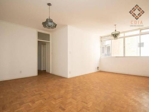 Apartamento Com 2 Dormitórios À Venda, 103 M² Por R$ 900.000,00 - Vila Mariana - São Paulo/sp - Ap15767