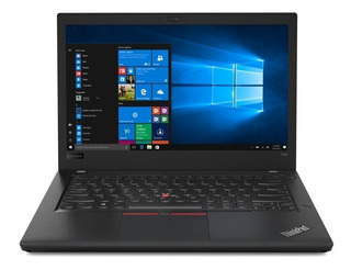 Laptop Lenovo T480, Core I5, 8gb, 256 Ssd, Windows 10 Pro