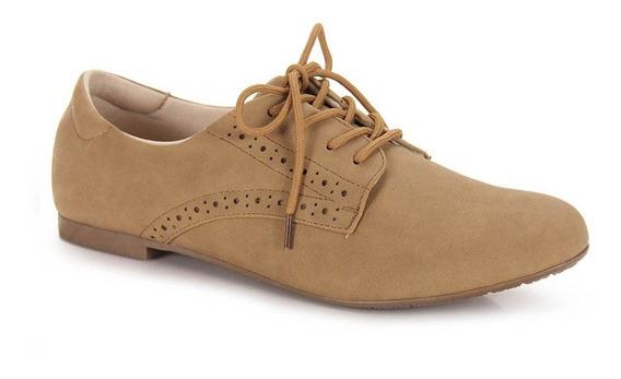 Sapato Feminino Oxford Facinelli 51102 - Maico Shoes