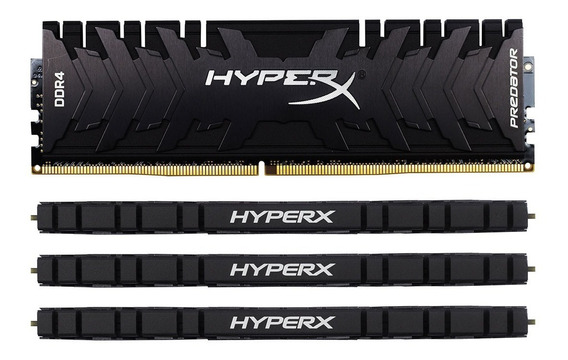 Memoria Pc Ddr4 Hyperx Predator 16gb 2666 Fury Gamer Hi End