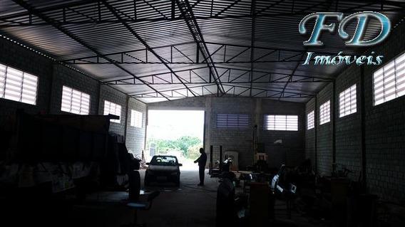 Galpões Industriais À Venda Em Atibaia/sp - Compre O Seu Galpões Industriais Aqui! - 1292421