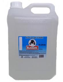 Álcool Gel 70º P/ Mãos 5 L Antisséptico Bactericida
