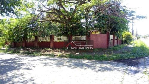 Casa Com 2 Dormitórios À Venda, 203 M² Por R$ 480.000,00 - Jardim Ribamar - Peruíbe/sp - Ca0271