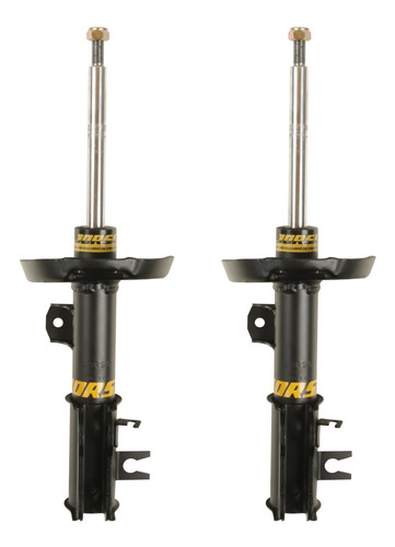 Amortiguadores Vástago Corto Chevrolet Onix / Prisma / Sonic