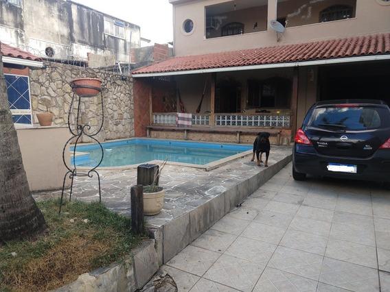 Casa 4 Quartos Curicica