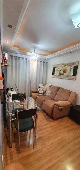 Apartamento Para Locação 02 Dormitórios - Condomínio Único - Ponte Grande - Guarulhos - Sp - Ap2398