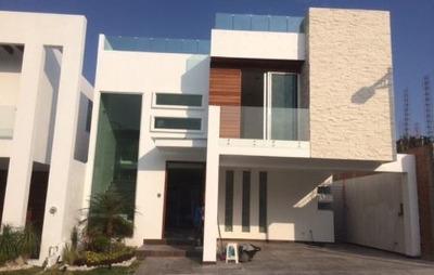 Casa En Renta Nueva En Exclusivo Fraccionamiento Sobre Morillotla Cerca De Udlap, Blvd Atlixco, Cam