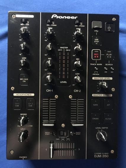 Mixer Djm 350 Pioneer (usado)