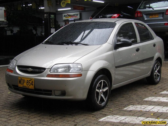 Chevrolet Aveo Family 1500 Cc Mt