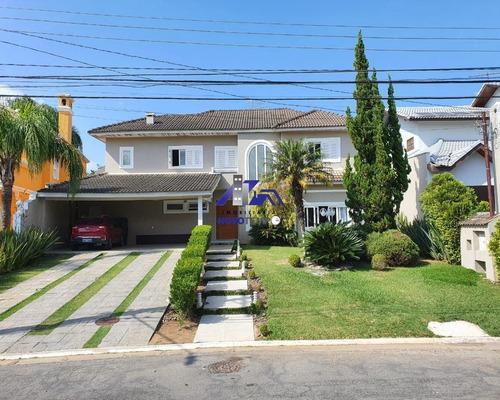 Casa De Alto Padrão A Venda Em Santana De Parnaíba - Morada Das Flores - Ca00851 - 69443008