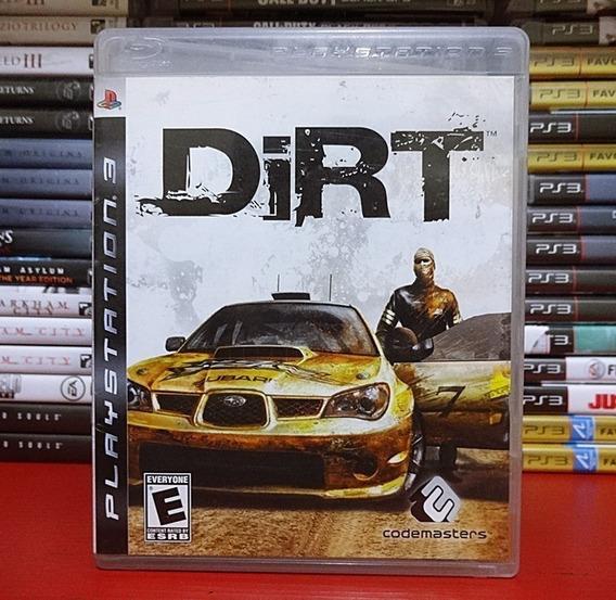 Dirt   Ps3 / Playstation 3 M. Fisica