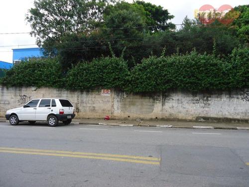 Imagem 1 de 3 de Terreno Comercial - Av. Coronel Peroba - Te0328