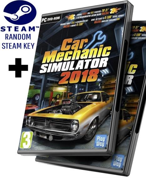 Car Mechanic Simulator 2018 Xbox One en Mercado Libre México