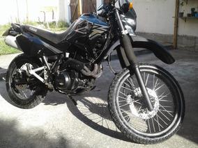 Yamaha Xt600 Preta