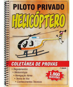 Coletânea De Provas: Pp - Helicóptero. Frete Grátis!
