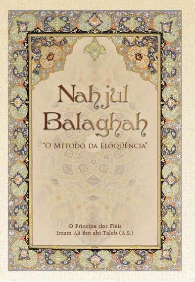 Livro - Nahjul Balaghah - O Método Da Eloquência