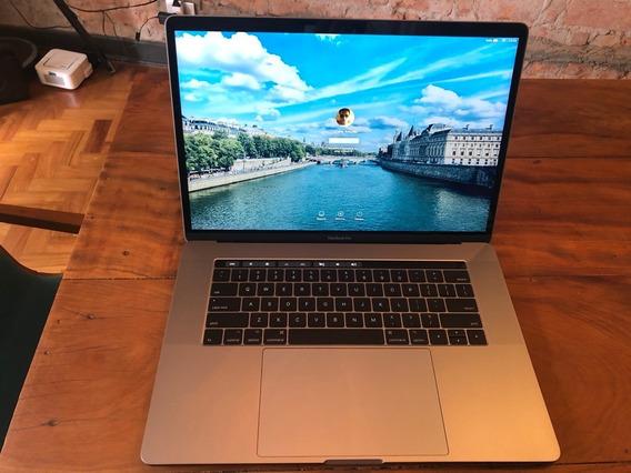 Macbook Pro 15 2017 Touchbar 2.9 16gb 512gb