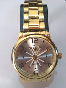 Relógio Feminino Com Strass F7