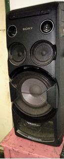 Torre De Audio Mhc-v77 Dw