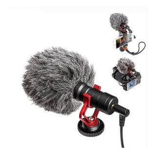 Microfono Condenser Hügel Celular Camaras Paravientos Cuota