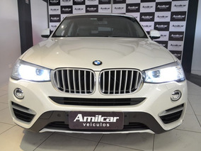 Bmw X4 2.0 Xdrive 28i X-line Turbo 2016