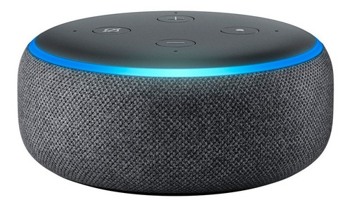 Amazon Echo Dot 3 Generación Alexa Español Latino Original