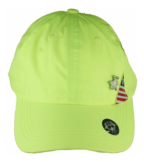 Gorra Polo Academy Tipo Dry Fit Adulto Poliéster Pc-010