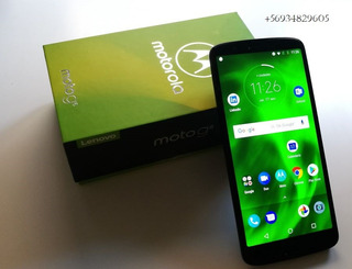 Motorola G6 Xt1925-1 Nuevo Liberado