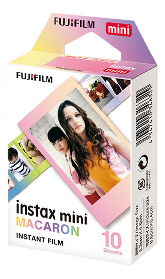 Cartoon Instant Paper Filme Para Fuji Instax Mini 8 9 70 7s