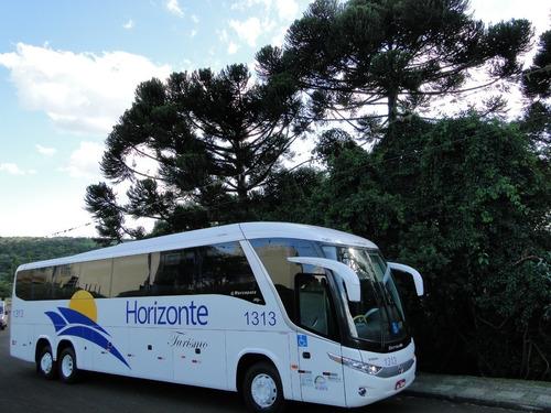 Imagem 1 de 6 de Ônibus G7 Paradiso 1200, Ano 2011, 42 Lugares, Semi Leito, Ú