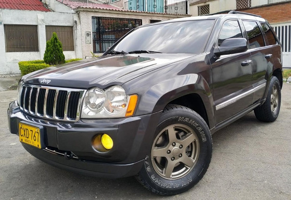 Jeep Grand Cherokee Limited Americana 2007